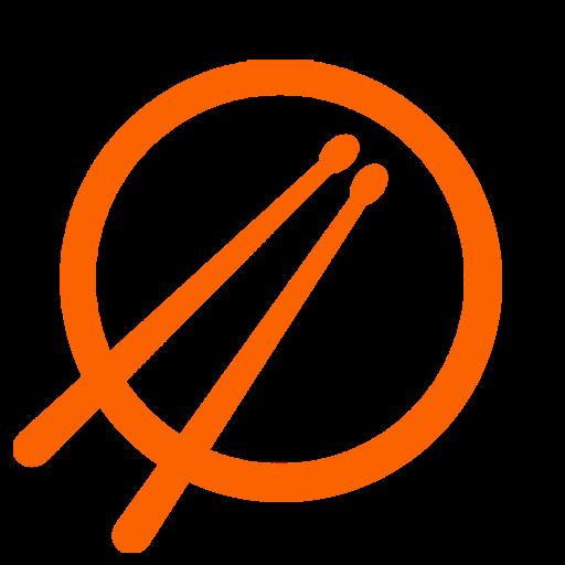 drums_orange